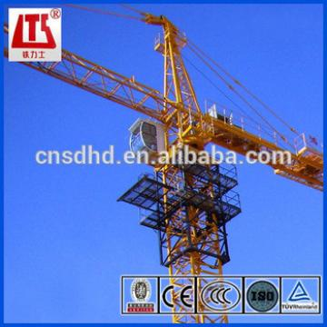 Shandong 10 tons hoist tower cranes machine for sale