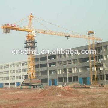 16t large tower hoist cranes machine for sale