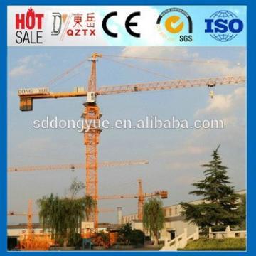 CE approved Self-Raising Tower Crane/QTZ 160 self-erect construction tower crane/construction tower crane