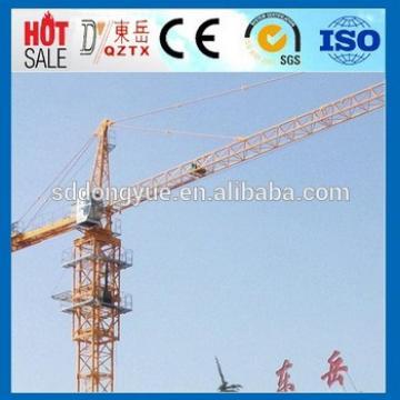 TC4808 QTZ40 4T mini tower crane manufacturers