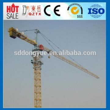 Best price good stable china tower crane price