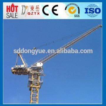 Luffing jib used tower cranes for sale in dubai mini tower crane price QTZ5613
