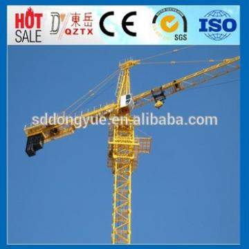 Competitive price&best quality QTZ50 self-erecting tower crane