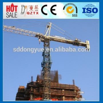 popular tower crane price with static load 6t