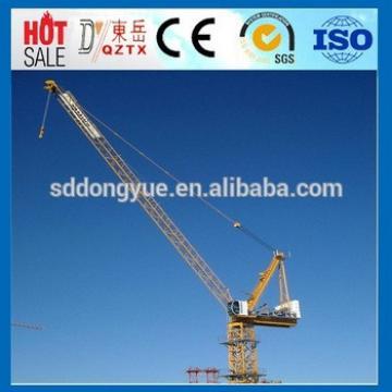 China Luffing jib Zoomlion Self erecting Tower Crane Price