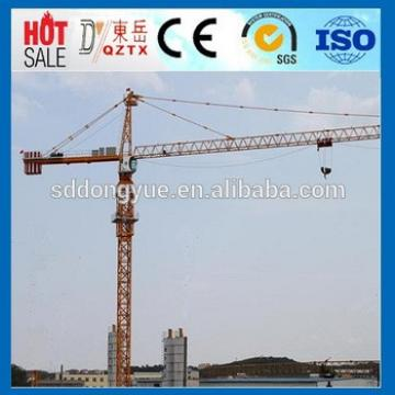 6015 tower crane/10t tower crane/60m jib tower crane