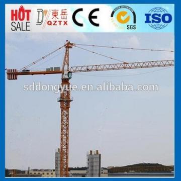 Reliable quality QTZ40 construction tower crane,china tower crane manufacturer,china tower crane new brand