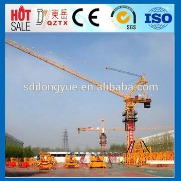 Luffing jib used tower cranes for sale in dubai mini tower crane price