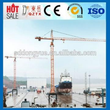 Competitive price best quality QTZ50 self-erecting tower crane