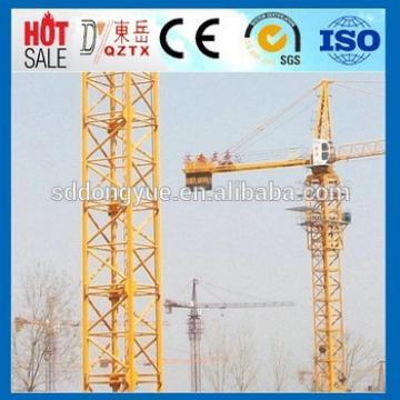 Hot Sale QTZ63C (5211) Types Of Tower Crane