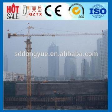 CE certification self-raising tower crane QTZ6515/construction self -erect tower crane/brand new building tower crane