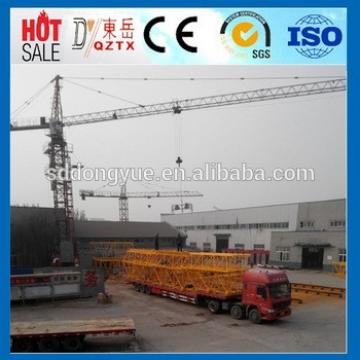Building Tower Crane Price with CE certificated 8T