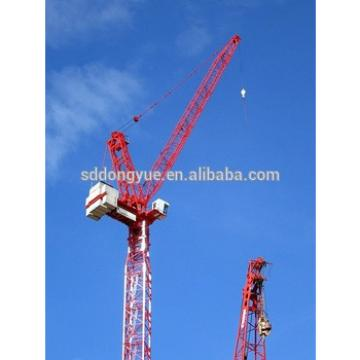 Jib luffing crane made in China for sale