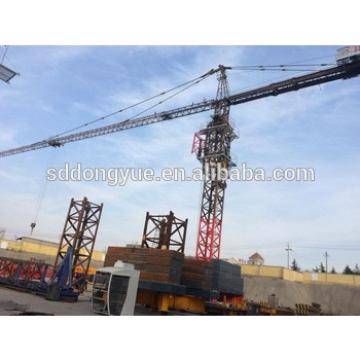 TC6018 10Ton China top-kit tower crane
