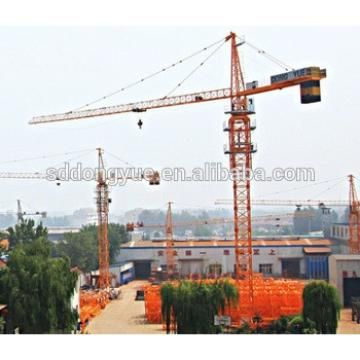 CE Approved tower crane, construction site crane