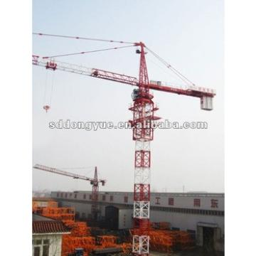 Load capacity 12t tower crane QTZ7030