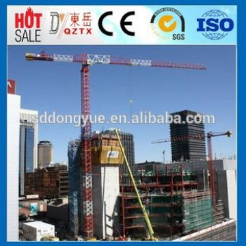 Tower Crane Feature and New Condition flat-top tower crane