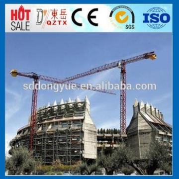 High Efficiency QTZ6018 Tower Crane For Sale / Tower Crane Price