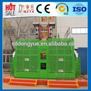 2 ton construction lift CE,Gost Approved