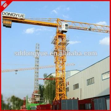 Good price and quality easy maintenance flat top topless tower crane