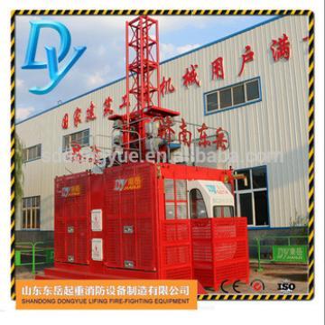 building construction elevator lift crane goods lift