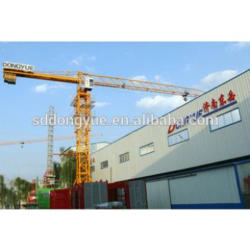 6t topless used tower crane 5610 from Thailand