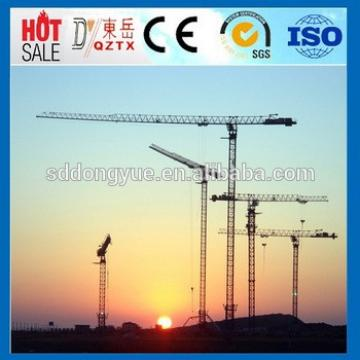 10 Tons topless QP6015 Tower Crane (QTZ125)