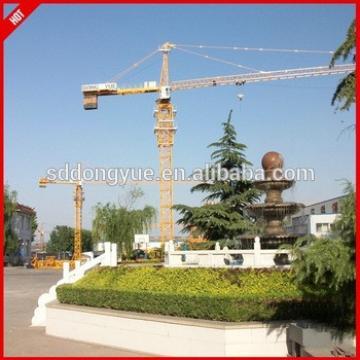 QTZ6010 Tower crane for construction