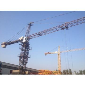10t Zoomlion type used tower crane sale in myanmar