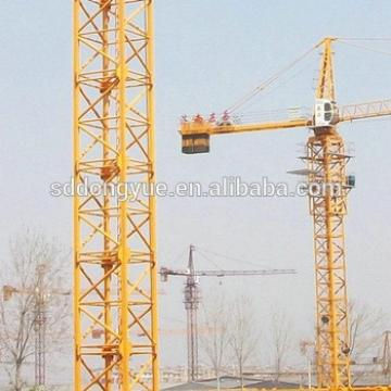 QTZ63(TC5610) tower crane maufacturers and Construction Tower Crane specification