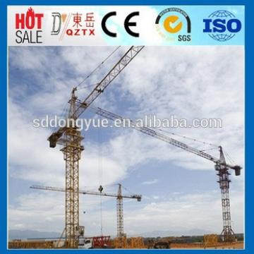 High safety wire rope electric tower crane price