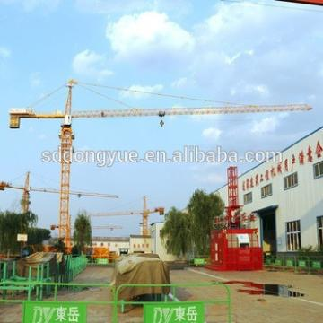 QTZ40 serious tower crane at lower price for sale