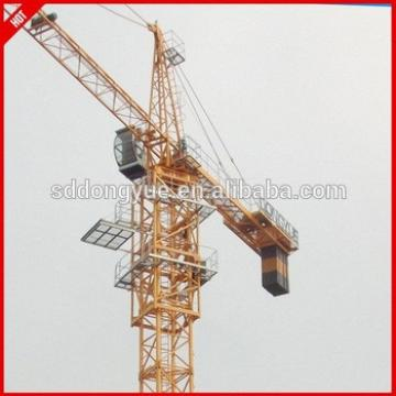 New product QTZ160(6516) 10t tower crane best price made in China