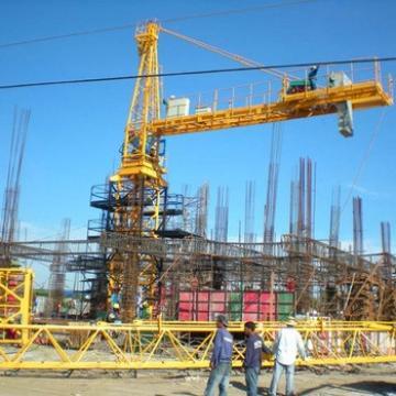Hongda Dependable Performance 60m Tower Crane For Sale