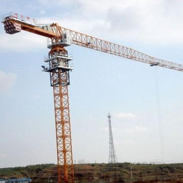 Reliable Reputation 8t Building Equipment Topless Tower Crane