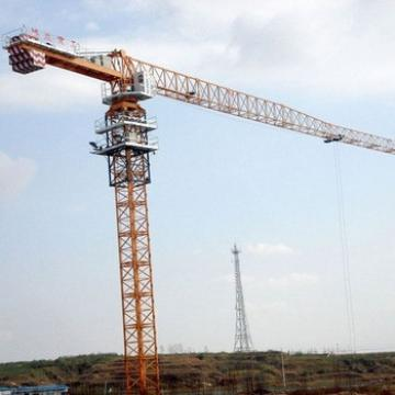 High Efficiency 8t Professional Topless Tower Crane