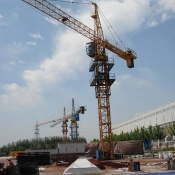 China Qtz Type Tower Crane Building Lifting Equipment For Sale