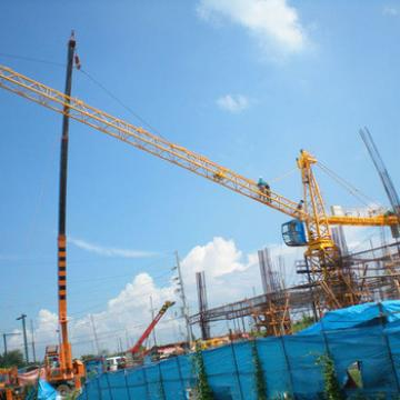 Small Construction Material Pave Tower Crane ISO9001&CE Approved