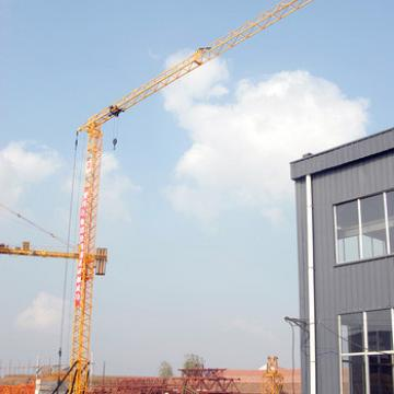 High Performace Self Raising Tower Jib Cranes Service