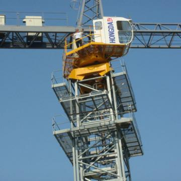 Shandong Lifting 4ton Self Erecting Ce Approved Tower Crane