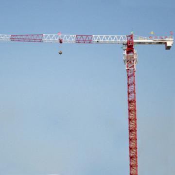 China Manufacturer Buildings And Construction Load 8t Tower Crane