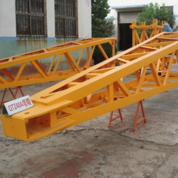 China Supplier Self Erecting Tower Crane With Good Price