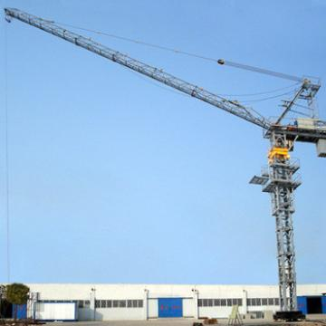 Fixed 6t Construction Luffing Tower Crane With CE Certificate