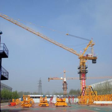 Hongda Building Construction Tools And Equipment 6t Luffing Tower Crane