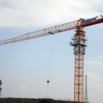 Portable Self Erecting New Model Flat-Top Tower Crane ISO9001&CE Approved
