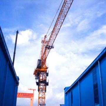 Good Capacity 10t Self-Erecting Qtz160(Tc6516) Construction Tower Crane