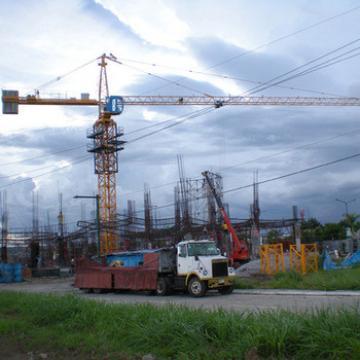 QTZ40 Top Kit 4ton Construction Tower Crane Machine