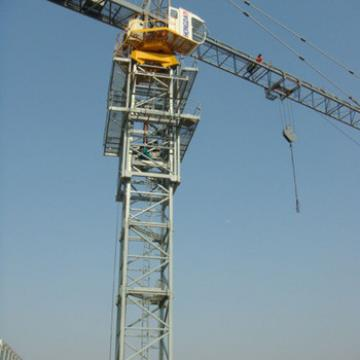 8t Tower Crane Qtz125-6015 Manufacture With CE ISO Certificate