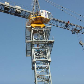 Hongda Tls Brand 4ton Self Erecting Tower Crane