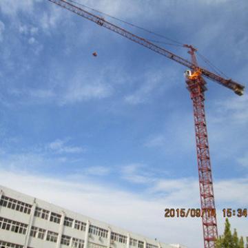 10Tons Self Raising Jib CE Tower Crane Drawing Service
